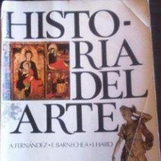 Libros: HISTORIA DEL ARTE. Lote 109079338