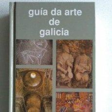 Libros: GUÍA DA ARTE DE GALICIA. Lote 113940267