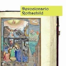 Libros: ¡LIBRO NUEVO! DEVOCIONARIO ROTHSCHILD, LIBRO DE ESTUDIOS. Lote 114194227