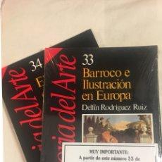 Libros: COLECCIÓN HISTORIA DEL ARTE. HISTORIA 16. LOTE DE VARIOS VOLÚMENES.. Lote 114740104