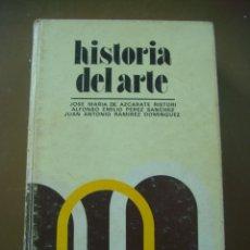 Libros: HISTORIA DEL ARTE JOSE MARIA AZCARATE ANAYA. Lote 114866591