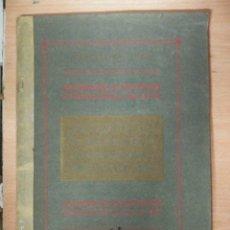 Libros: RECORD DE LA EXPOSICIÓ INTERNACIONAL D'ART DE BARCELONA 1907. Lote 120023775