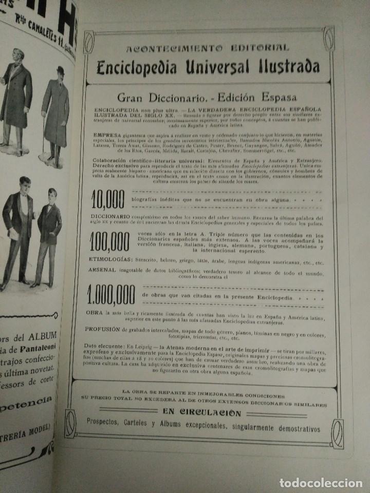 Libros: RECORD DE LA EXPOSICIÓ INTERNACIONAL DART DE BARCELONA 1907 - Foto 2 - 120023775
