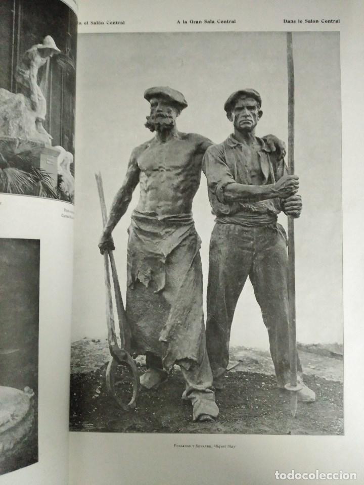 Libros: RECORD DE LA EXPOSICIÓ INTERNACIONAL DART DE BARCELONA 1907 - Foto 6 - 120023775