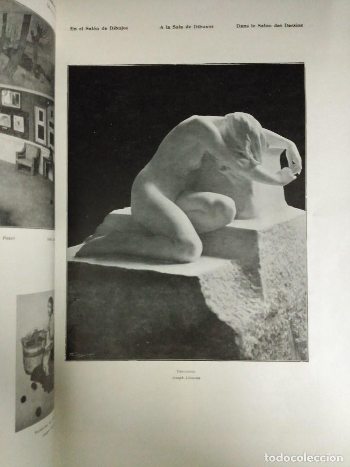 Libros: RECORD DE LA EXPOSICIÓ INTERNACIONAL DART DE BARCELONA 1907 - Foto 8 - 120023775
