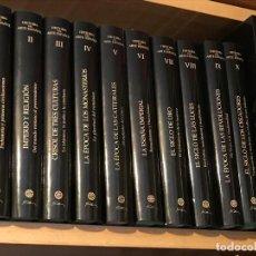 Libros: HISTORIA DEL ARTE ESPAÑOL - EDITORIAL PLANETA - 10 TOMOS . Lote 128256087