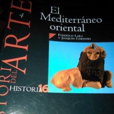 Libros: EL MEDITERRÁNEO ORIENTAL. Lote 128489356