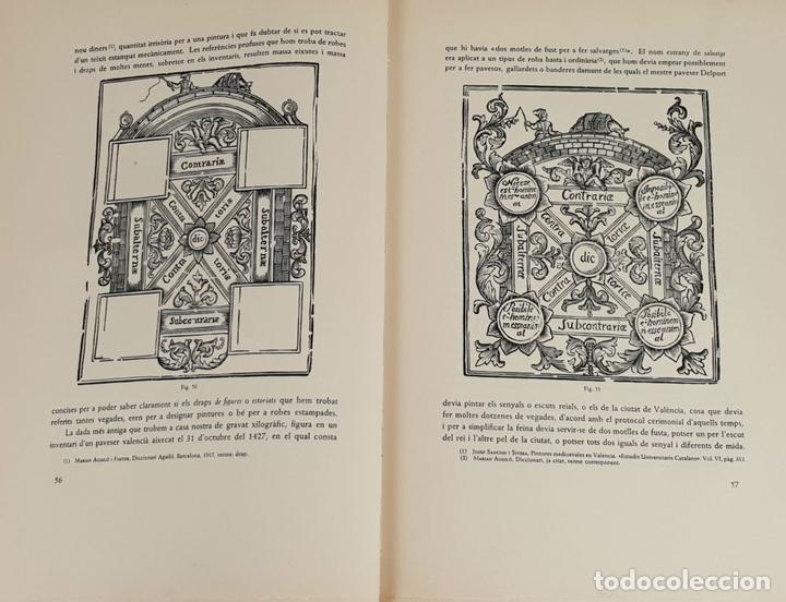 Libros: XILOGRAFIES GIRONINES. JOAN AMADES. EDIT. J.M. GIRONELLA. 2 VOL. 1947-1948. - Foto 4 - 133220002