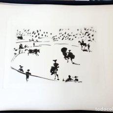 Libros: TAUROMAQUIA PABLO PICASSO. Lote 133258602