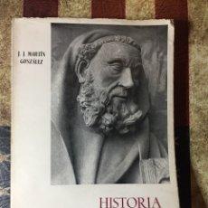 Libros: HISTORIA DE LA ESCULTURA. Lote 144006660