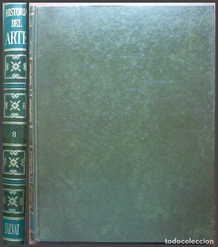 HISTORIA DEL ARTE. TOMO 8. EDITORIAL SALVAT (Libros Nuevos - Historia - Historia del Arte)