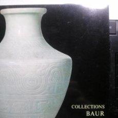 Libros: COLLECTIONS BAUR GENÉVE,. Lote 150224278