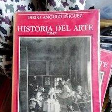 Libros: HISTORIA DEL ARTE UNIVERSAL. DIEGO ANGULO ÍÑIGUEZ. DOS TOMOS. Lote 152211230