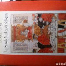 Libros: LA SCUOLA MEDICA DI BOLOGNA, SETTECENTO ANNI DI MEDICINA, FARMITALIA CARLO ERBA. Lote 152281150