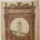 Libros: ZARAGOZA II . EL ARTE EN ESPAÑA. Lote 152539862
