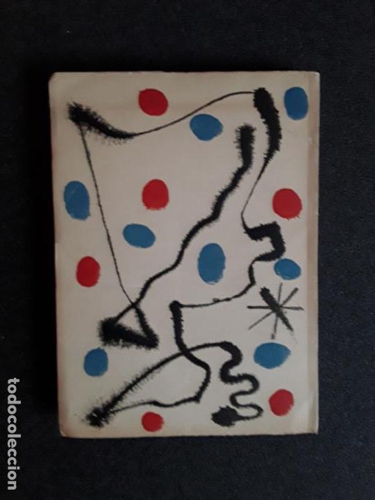 Libros: Miró Joan. Papeles de son armadans. Número extraordinario dedicado a Miro. 1957 - Foto 2 - 155556442