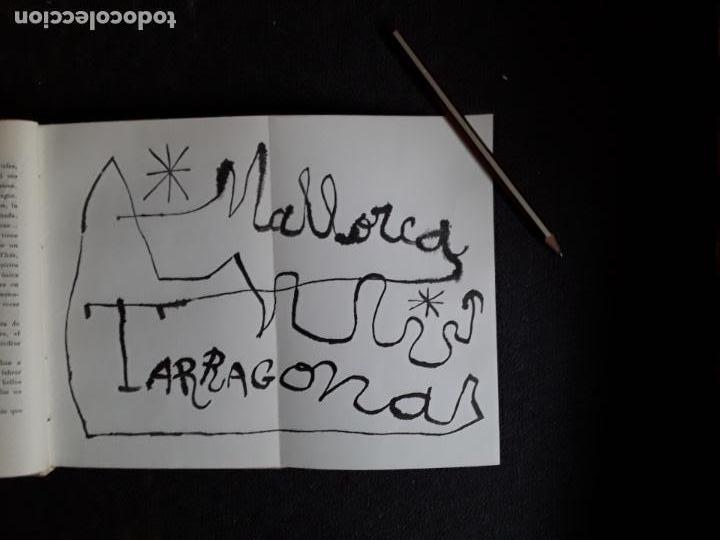 Libros: Miró Joan. Papeles de son armadans. Número extraordinario dedicado a Miro. 1957 - Foto 4 - 155556442