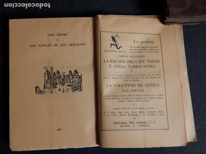 Libros: Miró Joan. Papeles de son armadans. Número extraordinario dedicado a Miro. 1957 - Foto 5 - 155556442