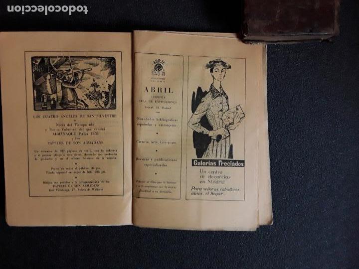 Libros: Miró Joan. Papeles de son armadans. Número extraordinario dedicado a Miro. 1957 - Foto 6 - 155556442