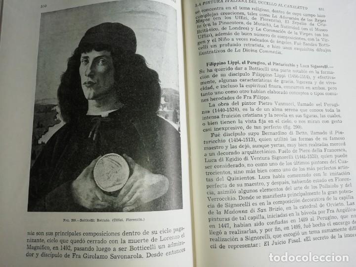Libros: HISTORIA DEL ARTE DE J.F.RÀFOLS - Foto 4 - 165510470