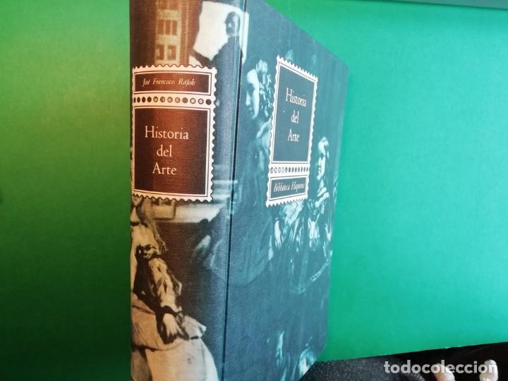 Libros: HISTORIA DEL ARTE DE J.F.RÀFOLS - Foto 2 - 165510470