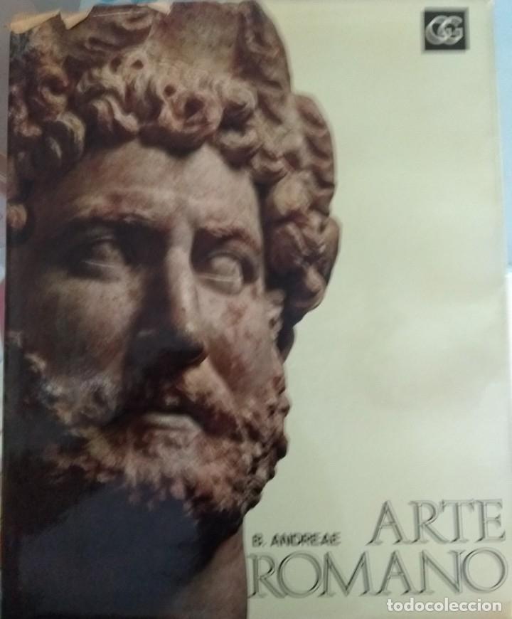 ARTE ROMANO POR B. ANDRAE (Libros Nuevos - Historia - Historia del Arte)