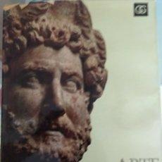 Libros: ARTE ROMANO POR B. ANDRAE. Lote 173907418