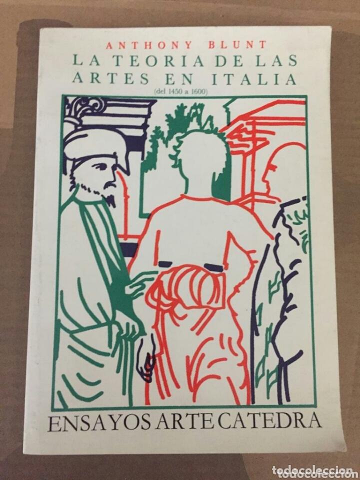 LA TEORIA DE LAS ARTES EN EUROPA (Libros Nuevos - Historia - Historia del Arte)