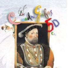 Libros: LAS CUADROGAFAS 5D: EL THYSSEN VV.AA. GRAN FORMATO TAPA DURA. Lote 183518506