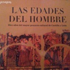 Libros: LAS EDADES DEL HOMBRE. Lote 183774162