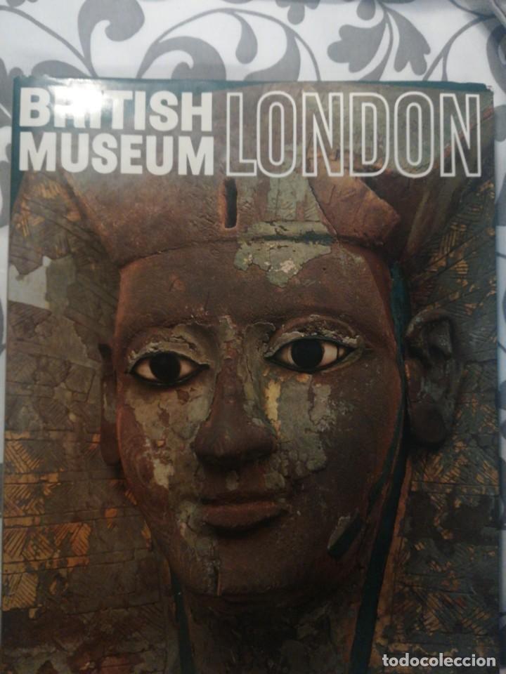 BRITISH MUSEUM, LONDON. PAUL HAMLYN (Libros Nuevos - Historia - Historia del Arte)