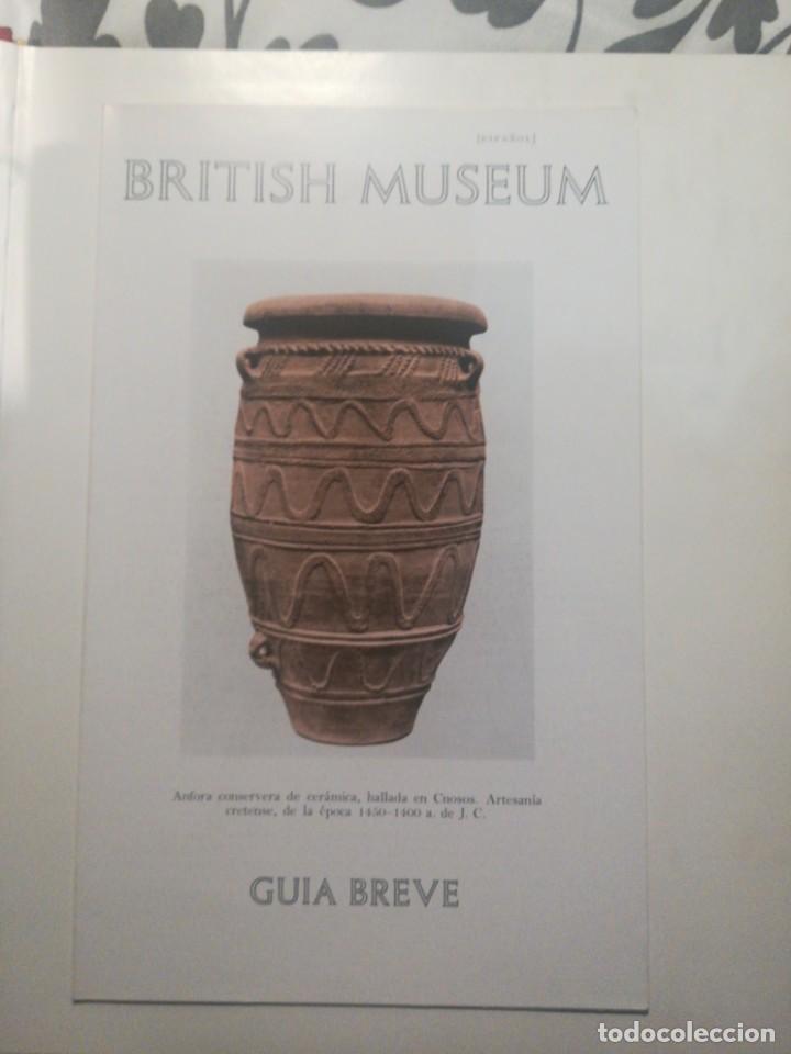 Libros: British Museum, London. Paul Hamlyn - Foto 3 - 185248465