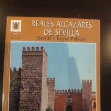 Libros: REALES ALCÁZARES DE SEVILLA 1991 INGLES. Lote 186333190