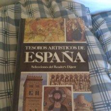 Libros: TESOROS ARTÍSTICOS DE ESPAÑA. READER´S DIGEST. Lote 193706702