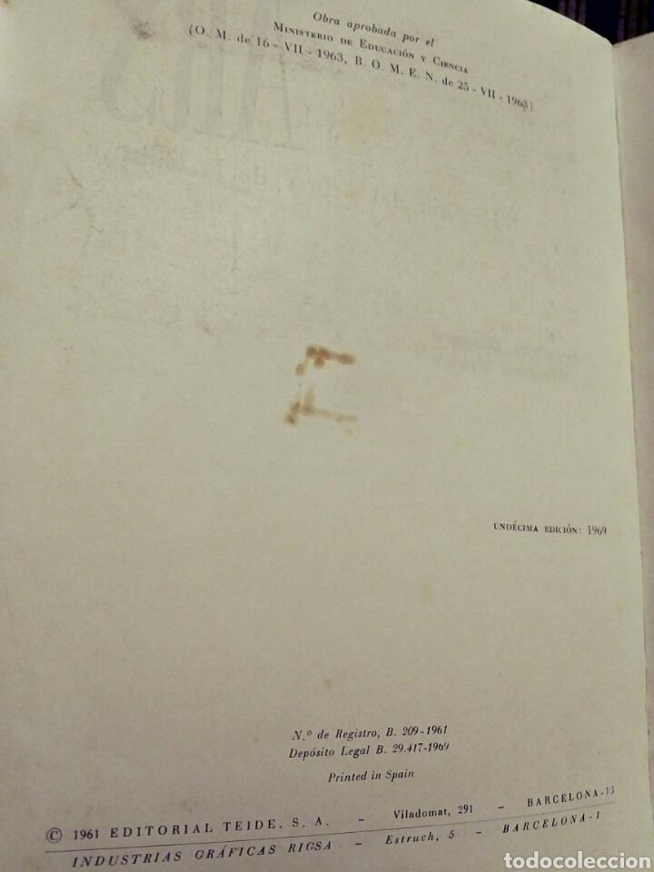 Libros: ARS Historia del Arte y la Cultura - E. Bagué, J. Vicens - Ed. Teide, 1969 edic. 11a - Foto 6 - 194138916