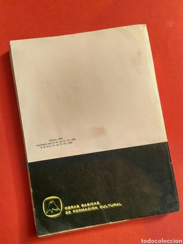 Libros: ARS Historia del Arte y la Cultura - E. Bagué, J. Vicens - Ed. Teide, 1969 edic. 11a - Foto 7 - 194138916