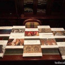 Livres: ÚLTIMOS DÍAS. HISTORIA DEL ARTE UNIVERSAL + DVD. ARS MAGNA. ÚLTIMOS DÍAS A LA VENTA. Lote 195577776