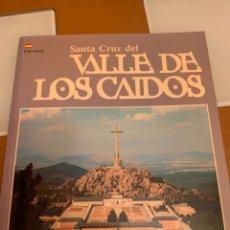 Libros: SANTA CRUZ DEL VALLE DE LOS CAÍDOS. Lote 196316515