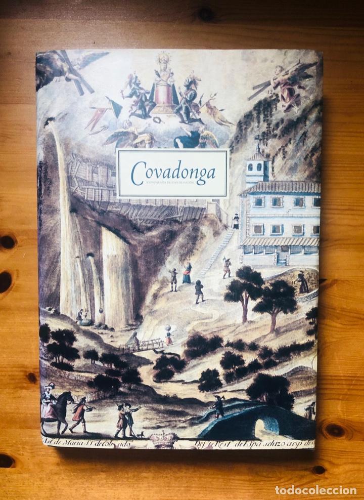 """""""COVADONGA. ICONOGRAFIA DE UNA DEVOCIÓN"""". EXPOSICIÓN CENTENARIO DEDICACIÓN BASÍLICA DE COVADONGA (Libros Nuevos - Historia - Historia del Arte)"""
