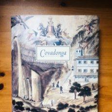 """Libros: """"COVADONGA. ICONOGRAFIA DE UNA DEVOCIÓN"""". EXPOSICIÓN CENTENARIO DEDICACIÓN BASÍLICA DE COVADONGA. Lote 197752528"""