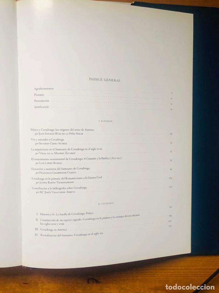 """Libros: """"Covadonga. Iconografia de una devoción"""". Exposición Centenario Dedicación Basílica de Covadonga - Foto 3 - 197752528"""