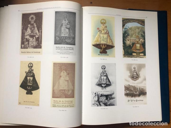 """Libros: """"Covadonga. Iconografia de una devoción"""". Exposición Centenario Dedicación Basílica de Covadonga - Foto 9 - 197752528"""