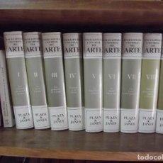 Libros: ENCICLOPEDI AUNIVERSAL DEL ARTE. Lote 197920072