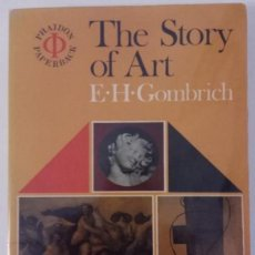 Libros: THE STORY OF ART, E.H. GOMBRICH, PHAIDON 1967. Lote 198483488