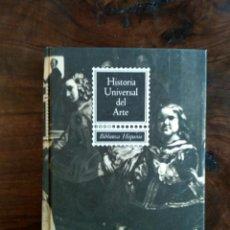Libros: HISTORIA UNIVERSAL DEL ARTE. Lote 199054986