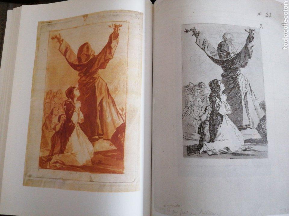 Libros: GOYA . LOS CAPRICHOS , dibujos y agua fuertes. Nuevo, tamaño 3ox22, año 1994 - Foto 5 - 201489987