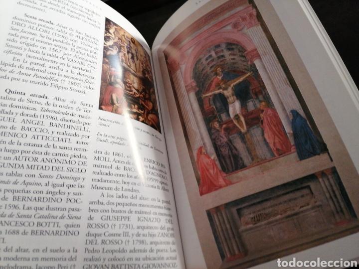 Libros: SANTA MARIA NOVELLA Y SUS CLAUSTROS MONUMENTALES - Foto 3 - 202478347
