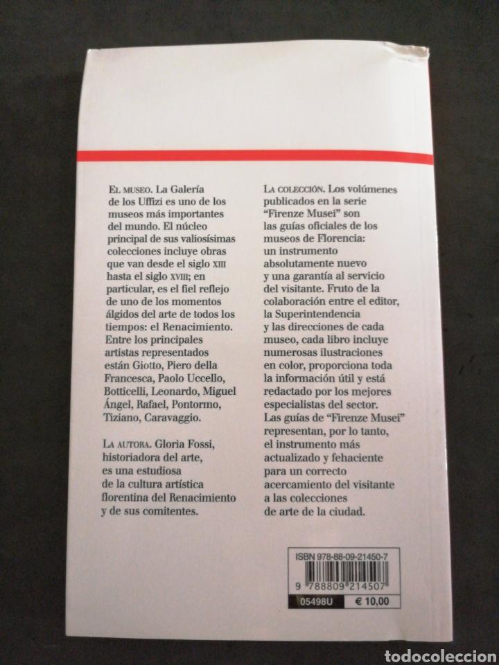 Libros: LOS UFFIZI, FLORENCIA, GUÍA . 19X12.. 155 PAG. - Foto 2 - 202478816