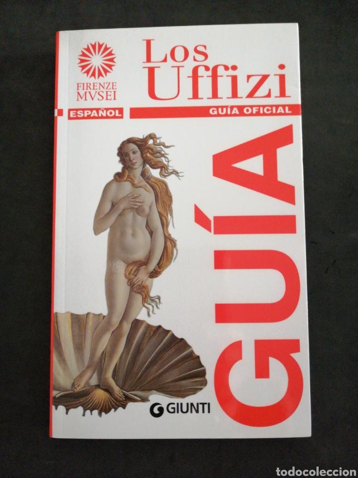 LOS UFFIZI, FLORENCIA, GUÍA . 19X12.. 155 PAG. (Libros Nuevos - Historia - Historia del Arte)