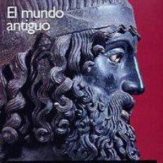 Libros: JUAN ANTONIO RAMÍREZ. HISTORIA DEL ARTE I. EL MUNDO ANTIGUO. ALIANZA EDITORIAL. Lote 205465818